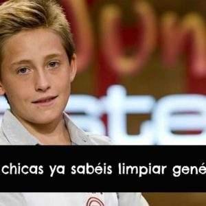 """Machismo en un concurso para niños:   """"las chicas ya sabéis limpiar genéticamente"""" 2"""