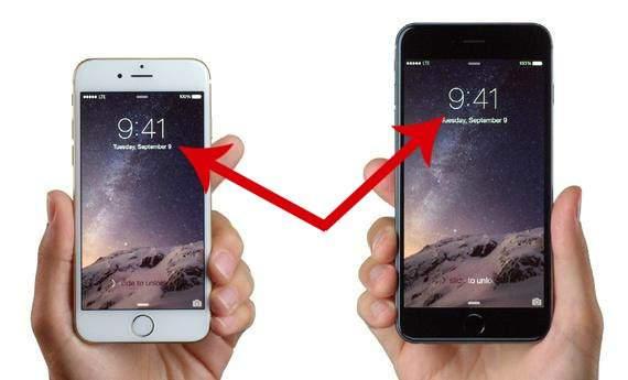 ¿Sabes por qué todos los anuncios de iPhone marcan las 9:41 en su reloj? 1