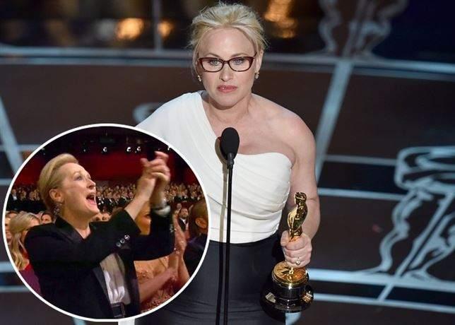 El discurso de los Oscar que hizo gritar y levantar de su asiento a Meryl Streep 16