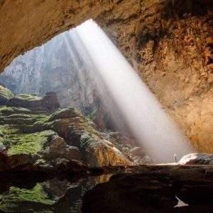 Grabaron con un dron Hang Son Doong, la cueva más grande del mundo. Y el resultado es abrumador. 9