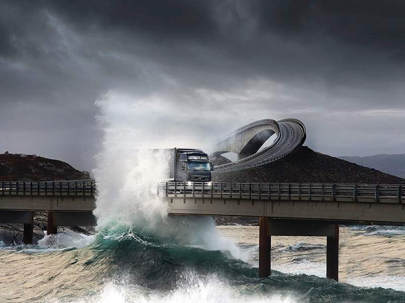 Las 8carreteras más peligrosas del mundo 8