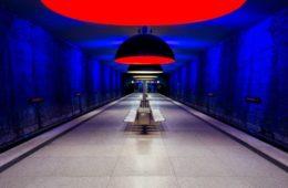 Las 10 estaciones de metro más bonitas del mundo 6
