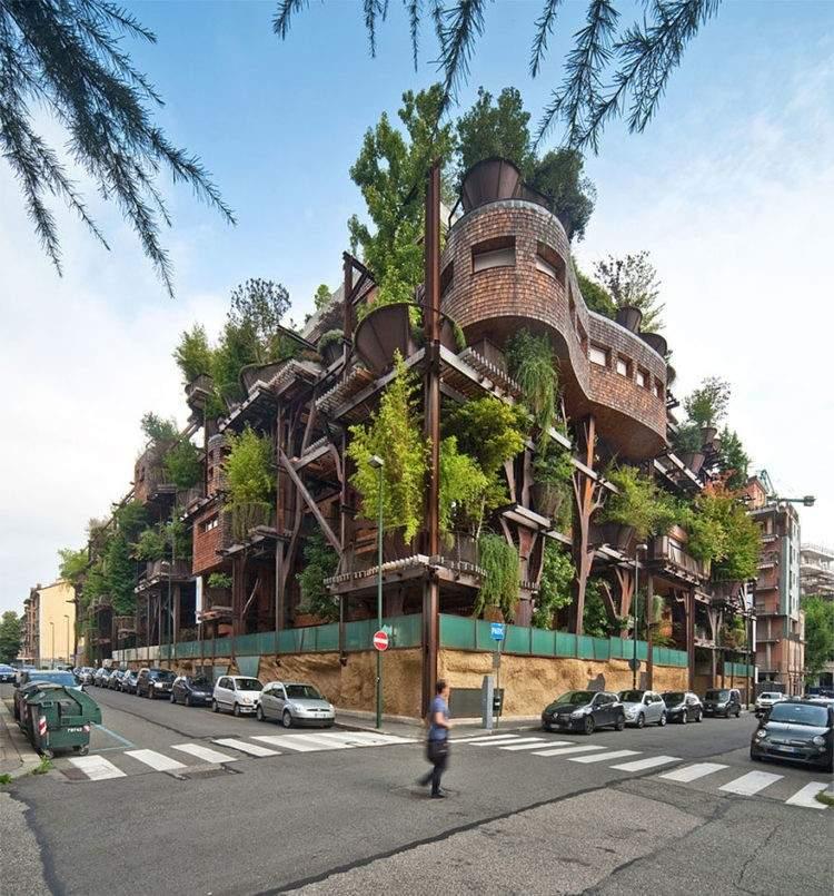 edificio-urbano-arboles-arquitectura