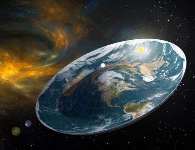 1 de cada 4 estadounidenses cree que el Sol es el que gira en torno a la Tierra (y no sólo eso) 1