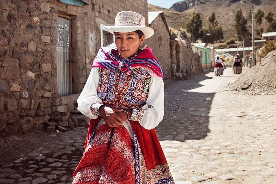 Valle Colca, Perú