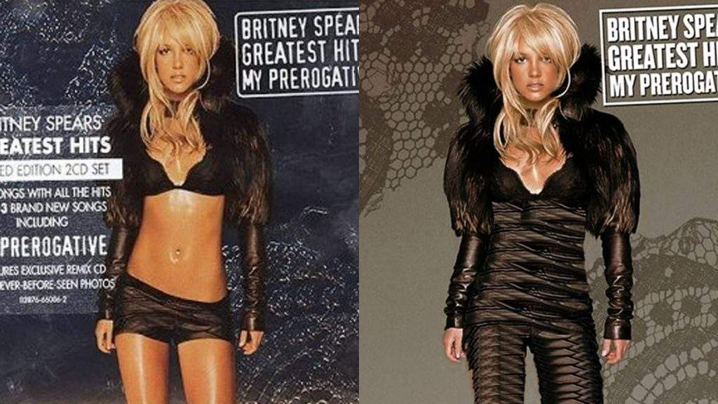 4. Britney Spears – Greatest Hits