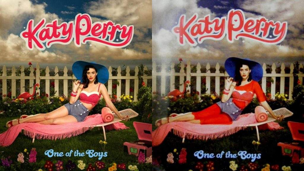 8. Katy Perry – One of the Boys