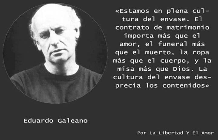 Imágenes de citas de Galeano