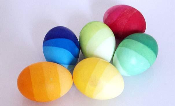 color huevo pascua