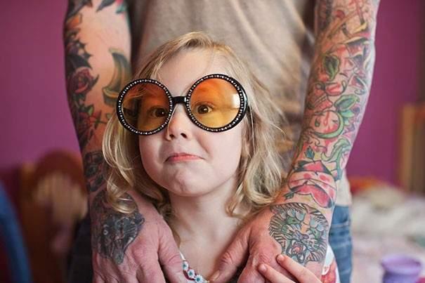 hijos de tatuajes
