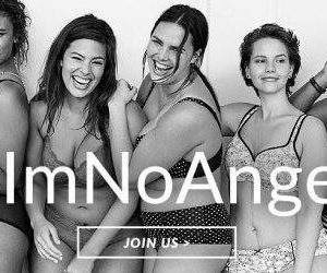 El reinado de los ángeles de Victoria's Secret podría llegar a su fin. LLega el fenómeno: #ImNotAngel 11