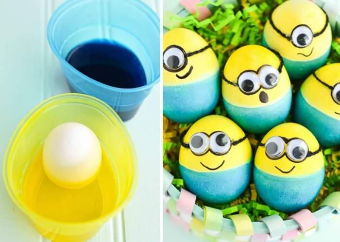 Las 10 ideas más originales para decorar tus huevos de Pascua ¡sorpréndelos! 1