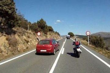 adelantamiento bici