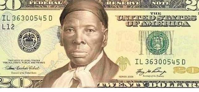 La primera mujer en la historia de los billetes de dolar: una esclava abolicionista 1