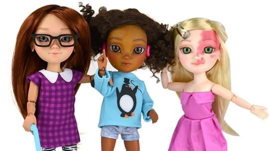 muñecas desafian industria