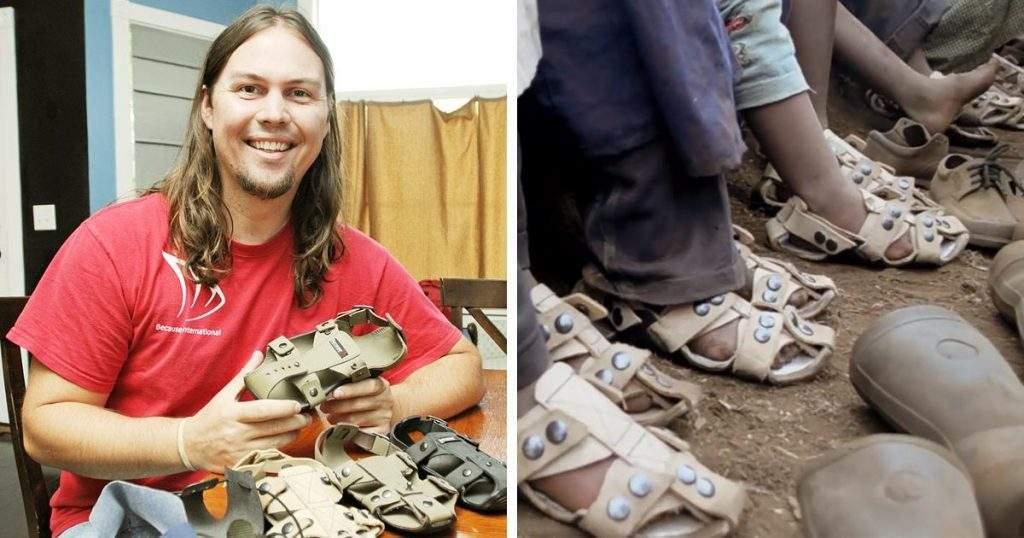 Mientras media humanidad no sabe dónde meter tantos zapatos... la otra mitad necesitaba una solución así 1