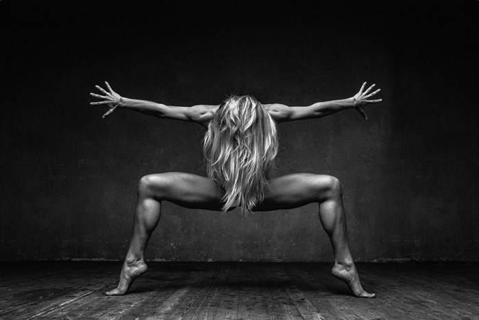 Alexander Yakovlev logra realizar increíbles retratos de bailarines como nadie hizo antes 2
