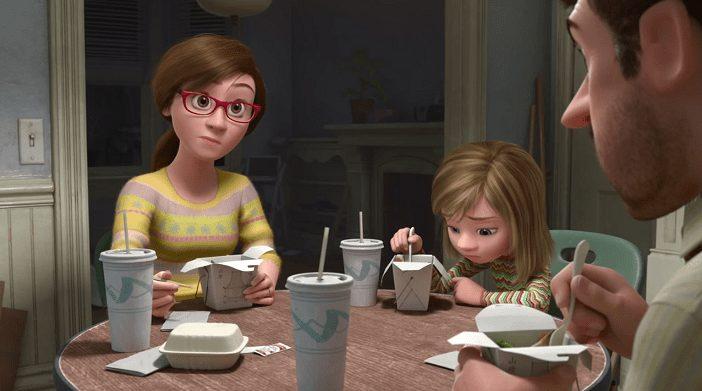 Fotograma de la película 'Inside Out'