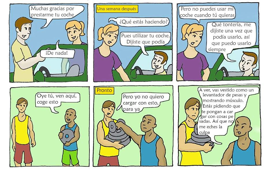 La violación y el consentimiento explicados en 7 sencillos cómics 13
