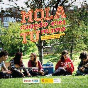 """""""Mola cuando eres tú"""", la campaña en la que los jóvenes nos recuerdan lo importante 1"""