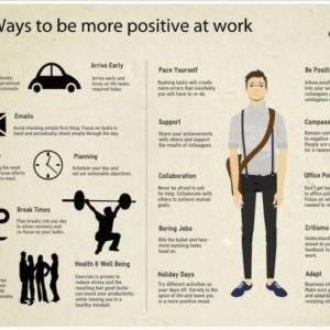 18 sencillos consejos para ser más positivo en el trabajo 6