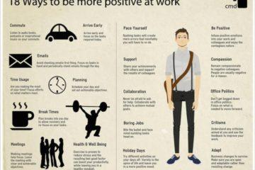 18 sencillos consejos para ser más positivo en el trabajo 8