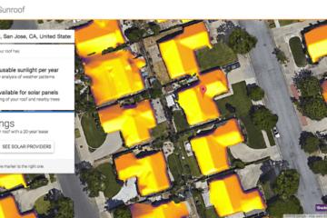 Proyecto Sunroof: así pretende Google fomentar el consumo de energía solar en los hogares 15