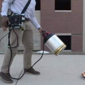 Dos estudiantes desarrollan un extintor que apaga el fuego utilizando el sonido 5