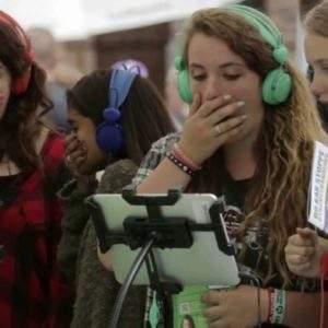 Descubre el vídeo que dejó en shock a los asistentes de un Festival de música 6