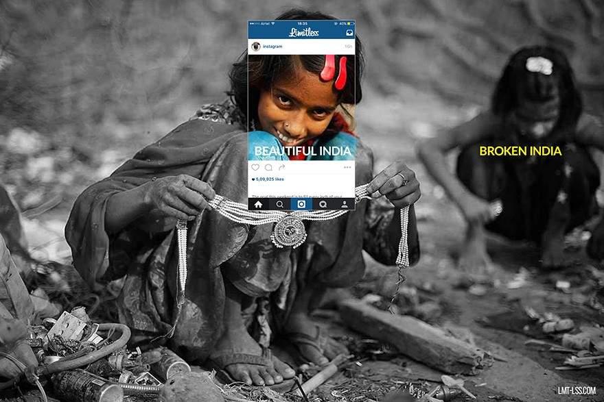Interesante proyecto muestra cómo se puede manipular la realidad recortando las imágenes 20