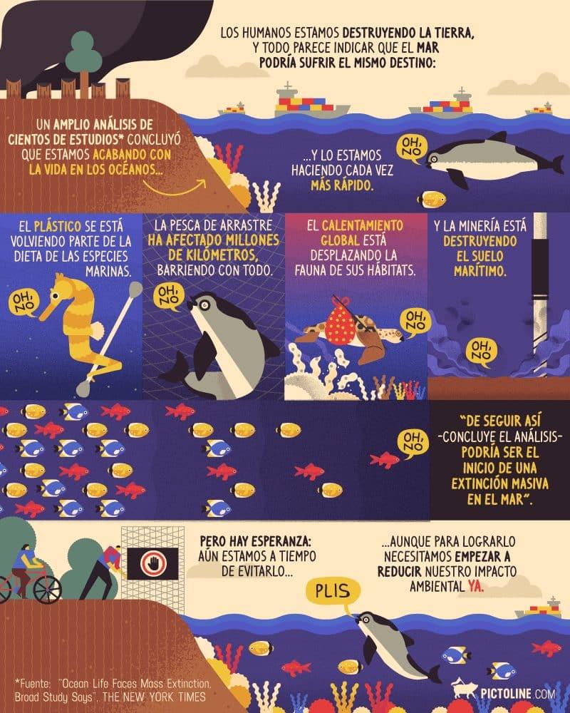 La tierra ha perdido más del 60% de sus animales salvajes los últimos 40 años 1