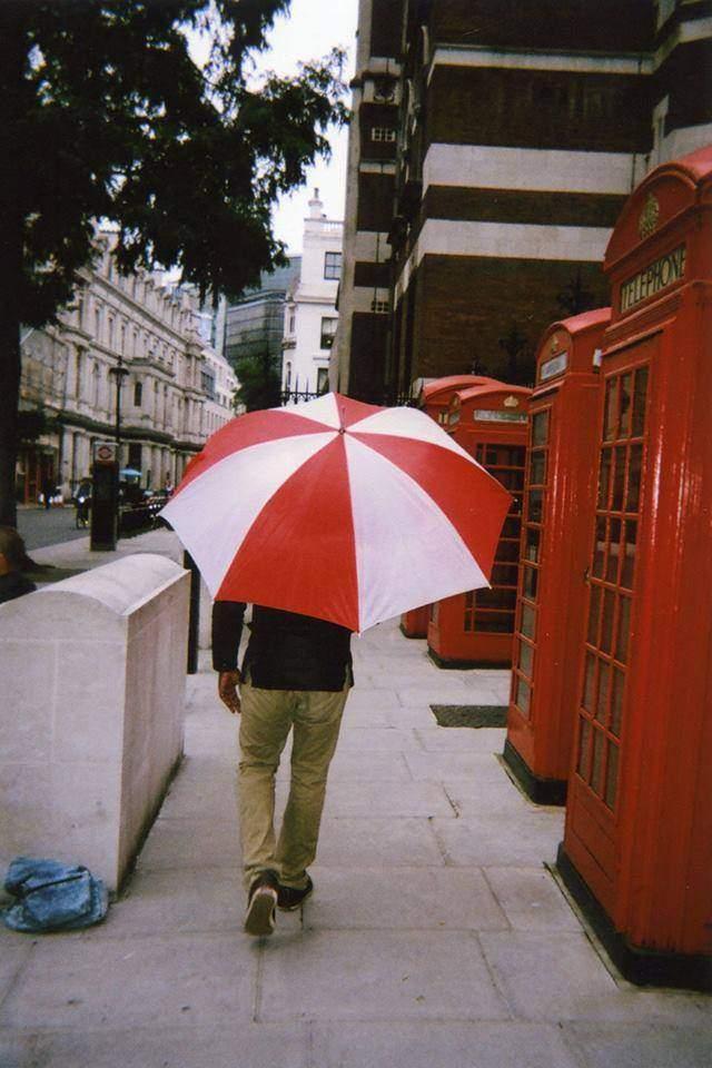 mejor foto paraguasl