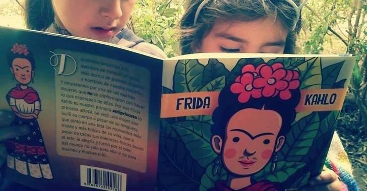 Libros infantiles para niñas que quizás no quieren ser princesas 4