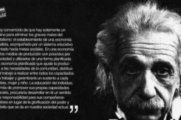 Esta es la solución que propuso Albert Einstein para eliminar los 'males del capitalismo' 4