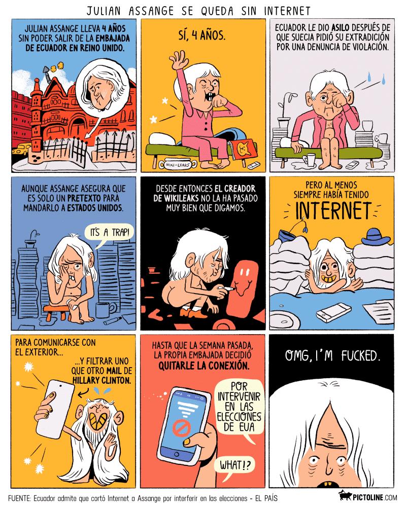 Las 7 frases de Julian Assange que te harán reflexionar sobre tu vida 2