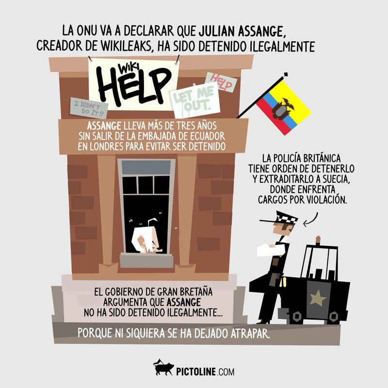 Las 7 frases de Julian Assange que te harán reflexionar sobre tu vida 3