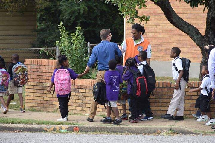 Whitney Achievement Elementary School-