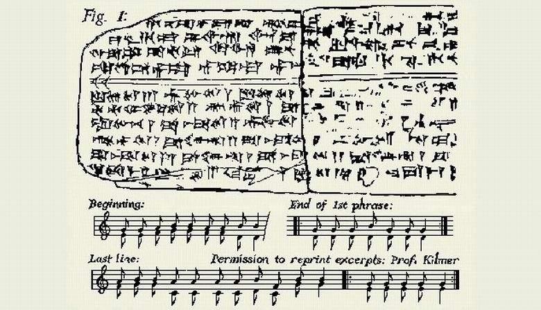 ¿Sabes cómo suena la canción más antigua del mundo? 8