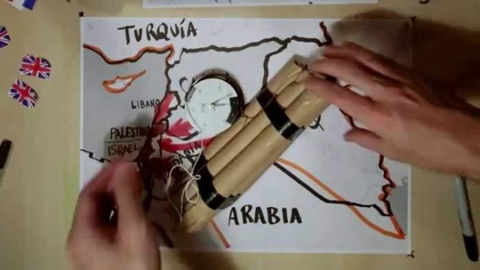 Didáctico vídeo explica de forma muy amena la crisis de Siria en menos de 10 minutos 1