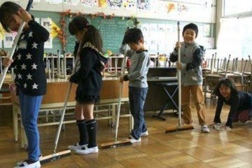 La tradición o-soji: ¿por qué los estudiantes de Japón limpian sus escuelas? 10