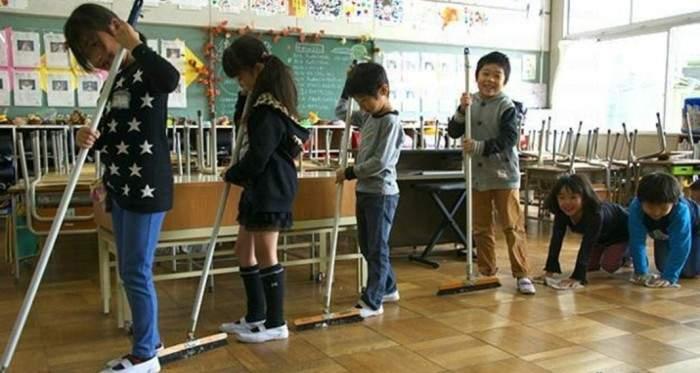 La tradición o-soji: ¿por qué los estudiantes de Japón limpian sus escuelas? 1