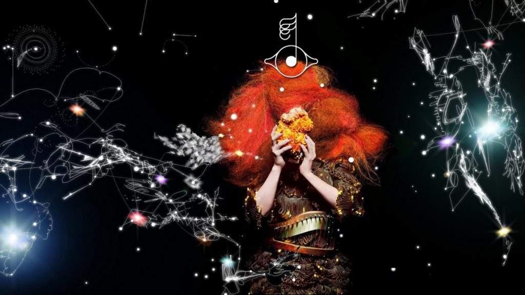 El increíble arte experimental de Björk llega a la educación a través del programa Biophilia 2