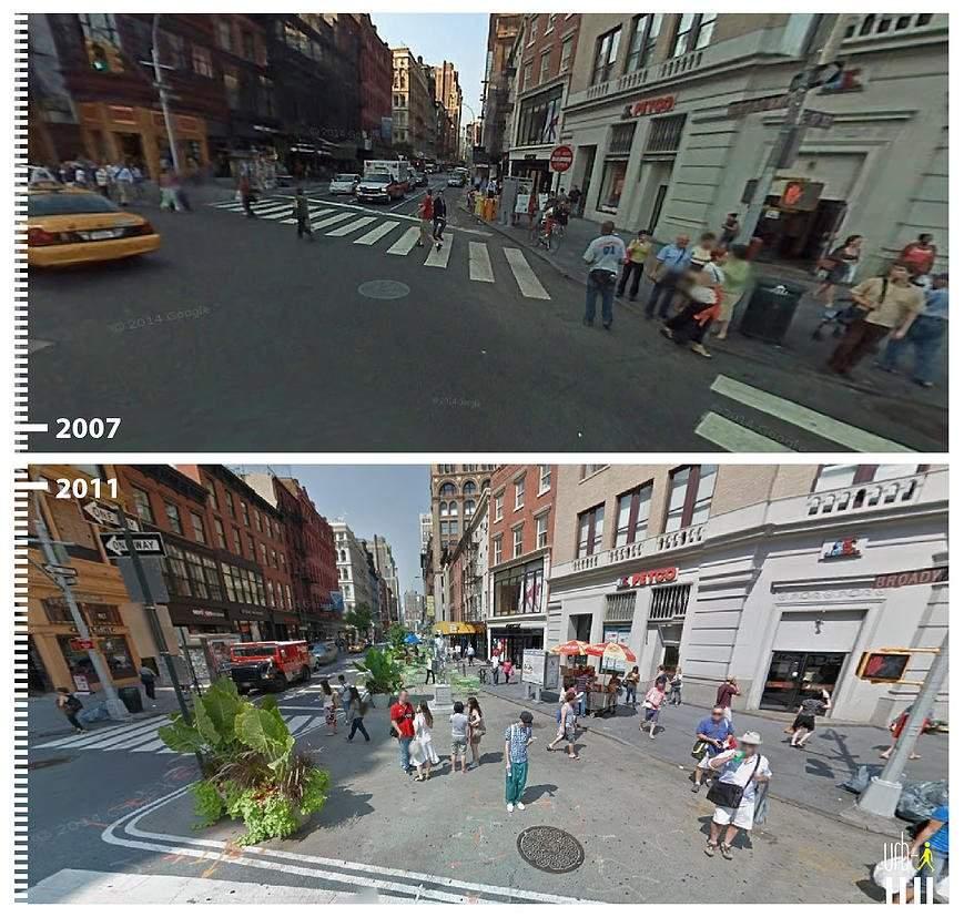 Broadway and East 17th Street, Nueva York, Estados Unidos.
