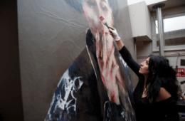 La persona sin hogar que se ha convertido en la pintora española más cotizada del mundo 8