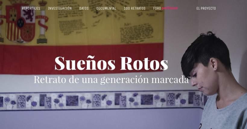 """#SueñosRotos, el documental de la generación ninini: """"Ni estudio, ni trabajo, ni me permiten hacerlo"""" 16"""