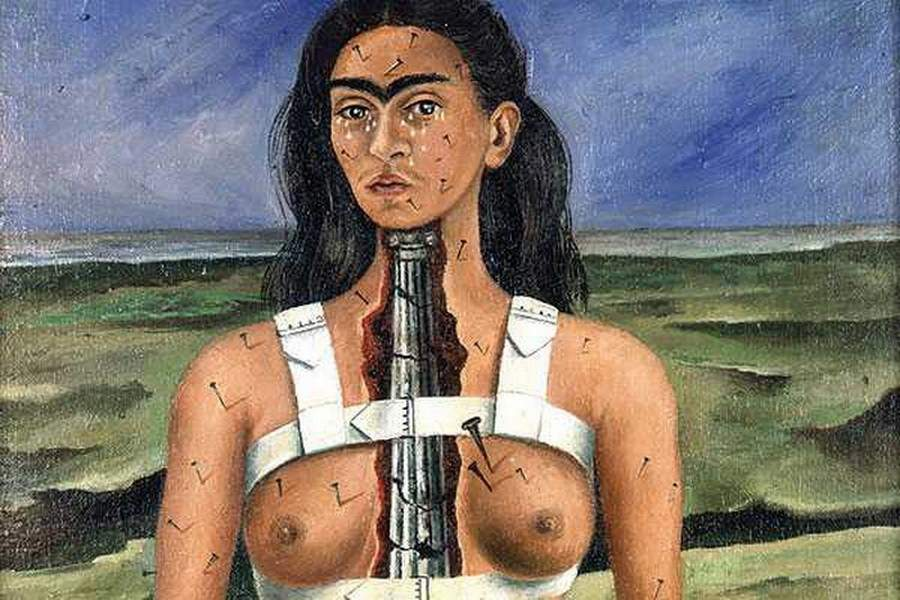 Los cuadros de Frida Kahlo revelan que la artista sufría una invisible y dolorosa enfermedad. ¿Sabes cuál? 4