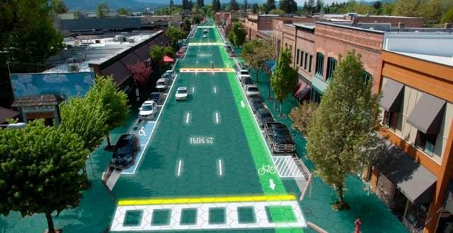 Francia instalará más de 1.000 kilómetros de paneles solares sobre sus carreteras 10