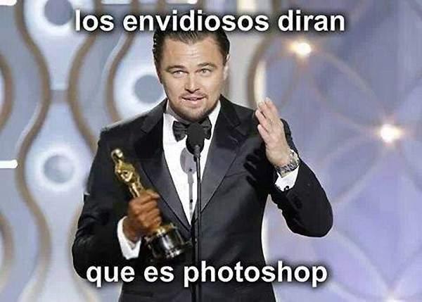 Enhorabuena, sobre todo, a #DiCaprio por dar voz a la lucha contra el #CambioClimático 2
