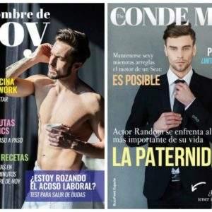 ¿Cómo serían las revistas para hombres en una sociedad hembrista? 5
