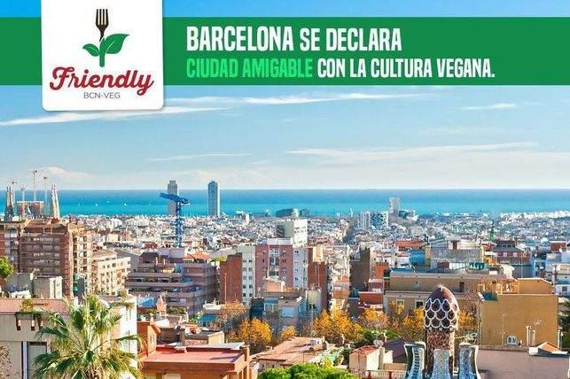 Barcelona se convierte en la primera ciudad 'veg-friendly' del mundo 11